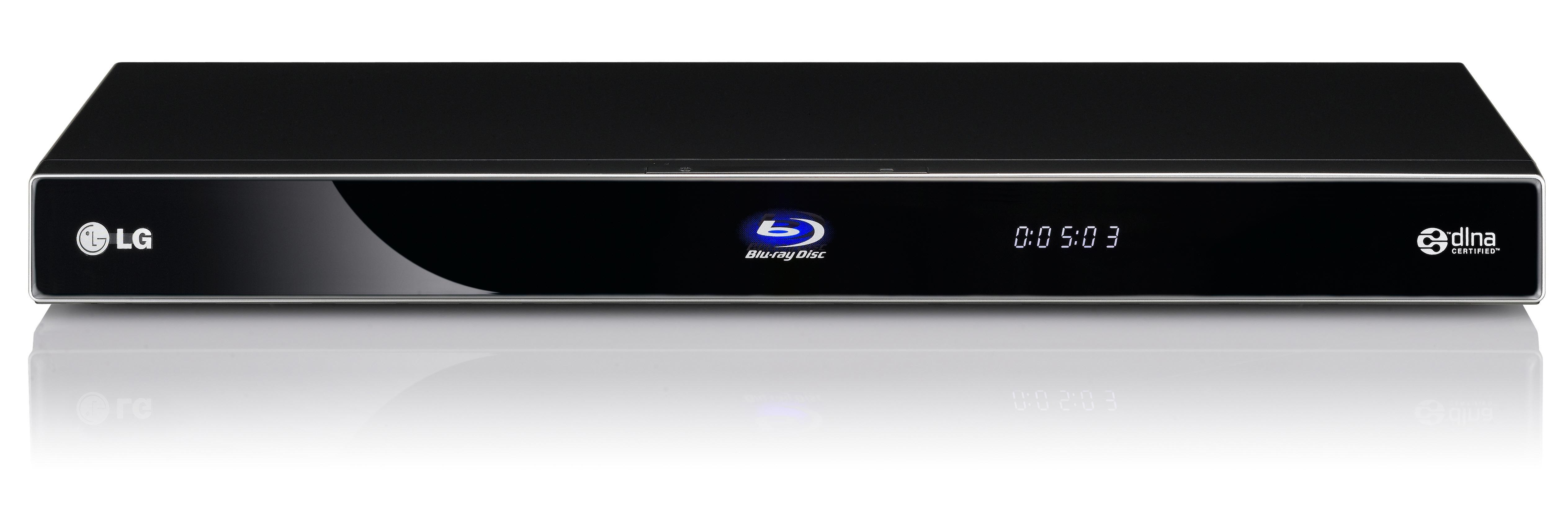 LG BD570 Region Free Blu-Ray Player, Multi-Region, Code Free