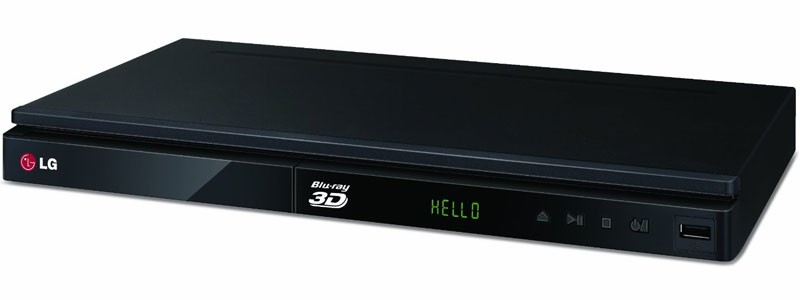 LG BP530 Region Free Blu-ray DVD Player