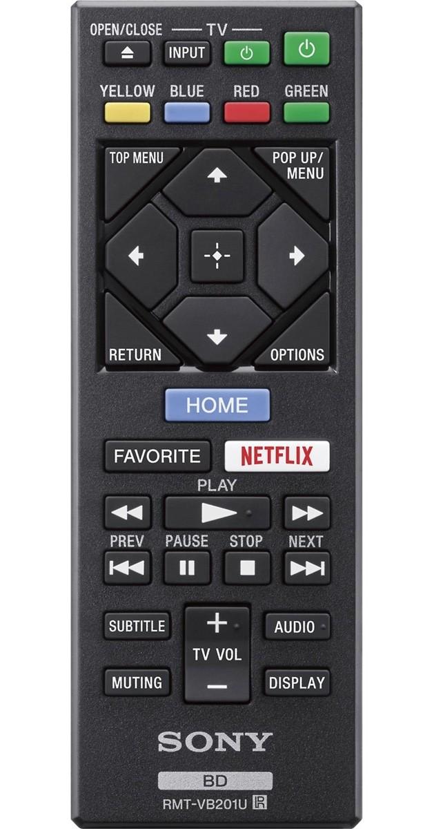 Sony UBP-X700 Region Free 4K UHD Blu-ray Player