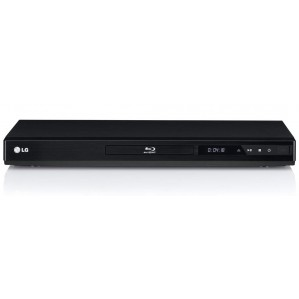 LG BD-640 Region Free Blu-ray DVD Player
