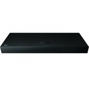 LG UP970 Region Free 4K UBD Ultra HD Smart Blu-Ray Player Multi Region 110 220 240 Volts