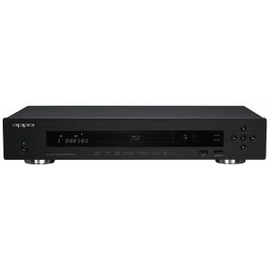 Oppo BDP-103 Region Free Blu-ray DVD Player