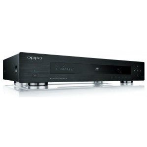 Oppo BDP-93 Region Free Blu-Ray Player Angle
