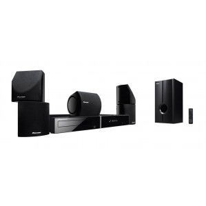 Pioneer HTZ-180DVD Region Free Home Theater System