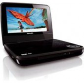 Philips PET741 Portable Region Free DVD Player
