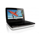 "Philips PD9000 9"" PAL/NTSC Region Free Code Free Zone Free Portable DVD Player"