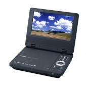 Toshiba SDP71S Portable Region Free DVD Player