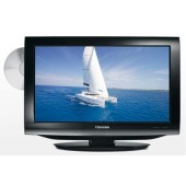"Toshiba 26DV703 26"" Multi-System LCD TV"
