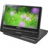 """Sony DVP-FX970 Region Free Portable DVD Player with 9"""" Screen"""
